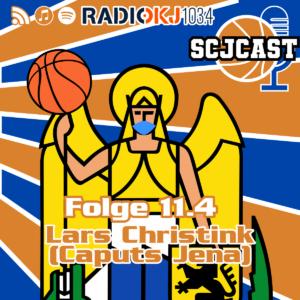 SCJcast #11.4: Lars Christink (Caputs Jena)